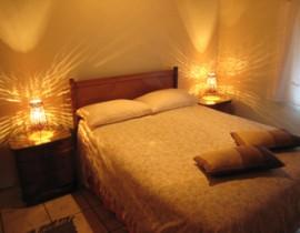 Cederberg Cottage Sandstone house Dbl bed 2 270x210 Cederberg Cottages